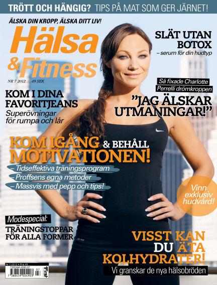 Hälsa & Fitness (Inga nya utgåvor) October 16, 2012 00:00