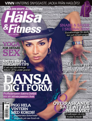 Hälsa & Fitness (Inga nya utgåvor) 2012-12-11