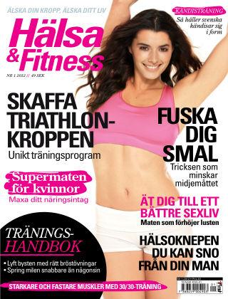 Hälsa & Fitness (Inga nya utgåvor) 2012-01-01