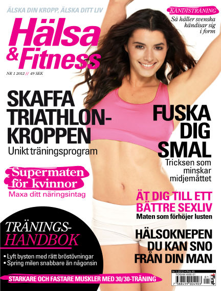Hälsa & Fitness January 01, 2012 00:00