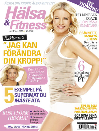 Hälsa & Fitness (Inga nya utgåvor) 2011-04-12