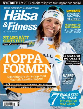 Hälsa & Fitness (Inga nya utgåvor) 2013-01-15
