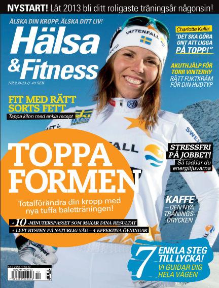 Hälsa & Fitness January 15, 2013 00:00