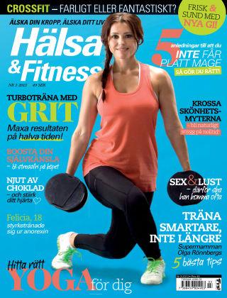 Hälsa & Fitness (Inga nya utgåvor) 2013-02-15