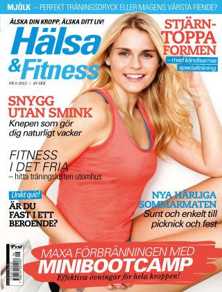 Hälsa & Fitness (Inga nya utgåvor) 2012-07-26