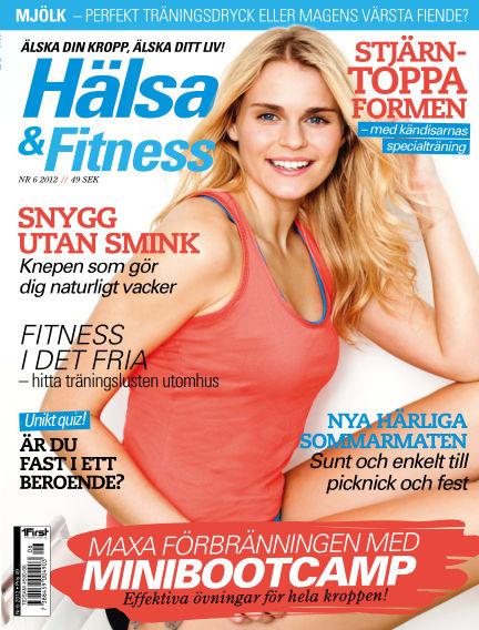 Hälsa & Fitness July 26, 2012 00:00
