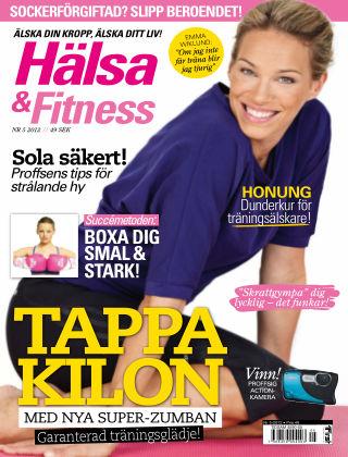 Hälsa & Fitness (Inga nya utgåvor) 2012-06-12