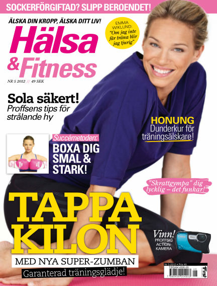 Hälsa & Fitness June 12, 2012 00:00