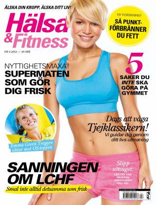 Hälsa & Fitness (Inga nya utgåvor) 2012-05-08