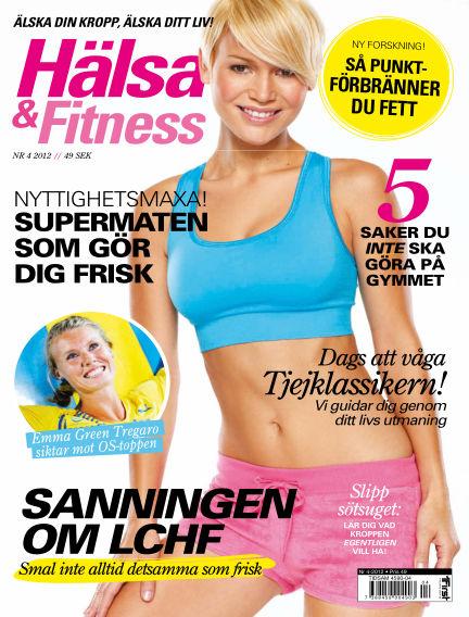 Hälsa & Fitness May 08, 2012 00:00