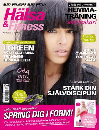 Hälsa & Fitness (Inga nya utgåvor) 2012-03-13