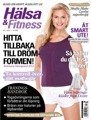 Hälsa & Fitness (Inga nya utgåvor) 2012-01-19