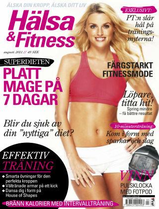 Hälsa & Fitness 2011-07-19
