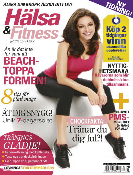 Hälsa & Fitness June 14, 2011 00:00