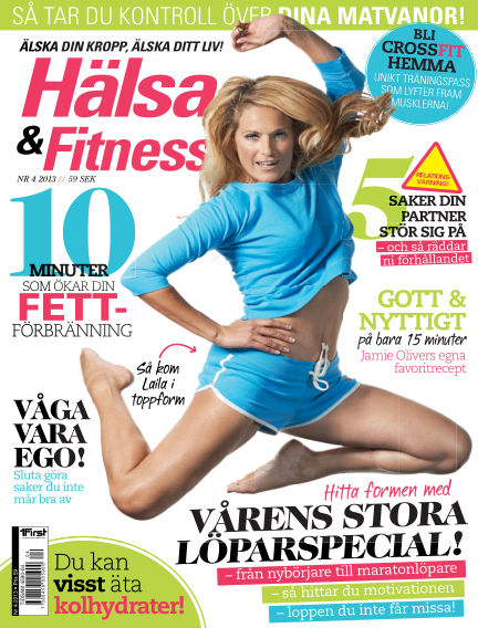 Hälsa & Fitness (Inga nya utgåvor) March 26, 2013 00:00