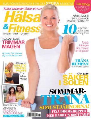 Hälsa & Fitness (Inga nya utgåvor) 2013-06-03