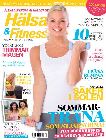 Hälsa & Fitness June 03, 2013 00:00