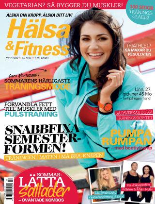 Hälsa & Fitness (Inga nya utgåvor) 2013-07-09