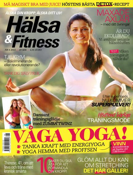 Hälsa & Fitness August 13, 2013 00:00
