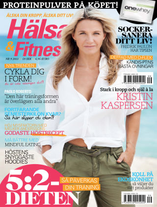 Hälsa & Fitness (Inga nya utgåvor) 2013-09-17