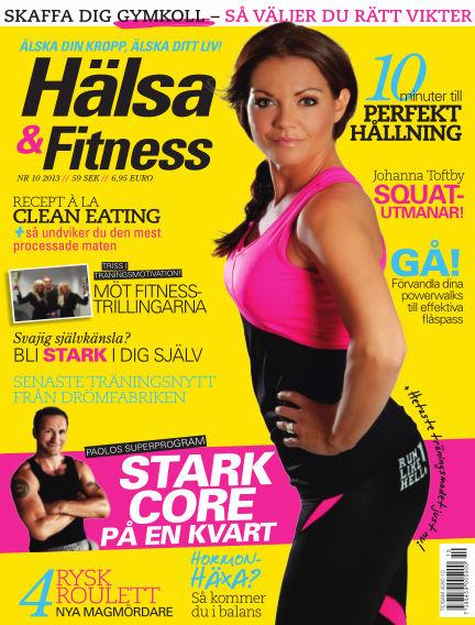 Hälsa & Fitness October 22, 2013 00:00