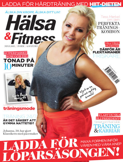 Hälsa & Fitness November 26, 2013 00:00