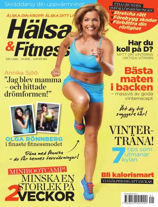 Hälsa & Fitness (Inga nya utgåvor) 2014-01-02