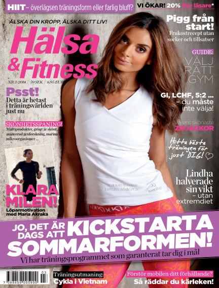 Hälsa & Fitness February 25, 2014 00:00
