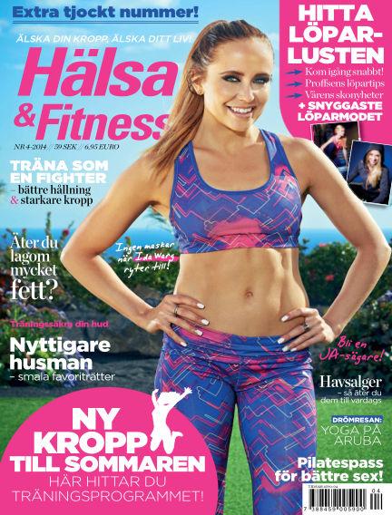 Hälsa & Fitness (Inga nya utgåvor) March 25, 2014 00:00