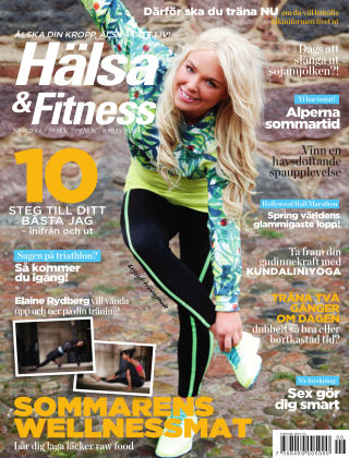Hälsa & Fitness (Inga nya utgåvor) 2014-05-28