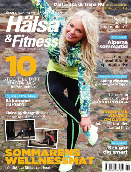 Hälsa & Fitness May 28, 2014 00:00