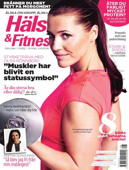 Hälsa & Fitness (Inga nya utgåvor) July 29, 2014 00:00