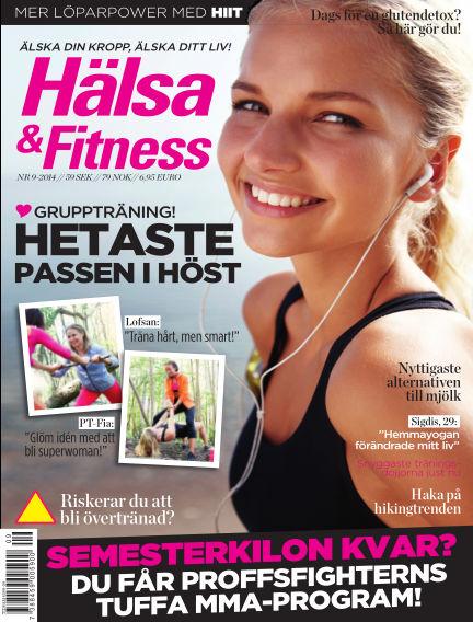 Hälsa & Fitness August 26, 2014 00:00
