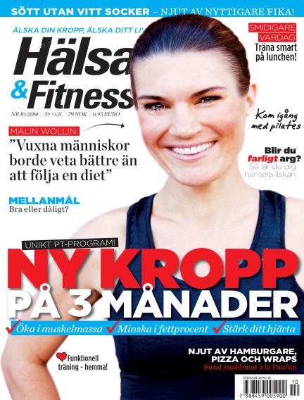Hälsa & Fitness September 30, 2014 00:00