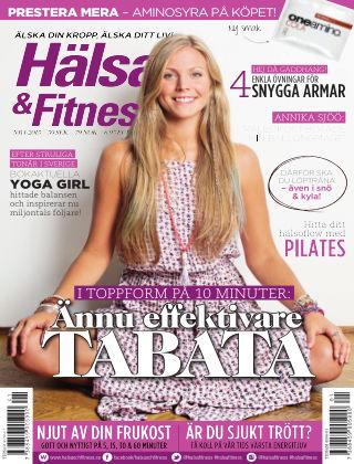 Hälsa & Fitness (Inga nya utgåvor) 2014-12-30