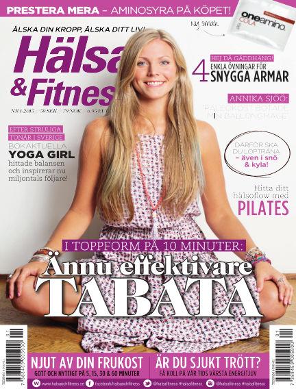 Hälsa & Fitness December 30, 2014 00:00