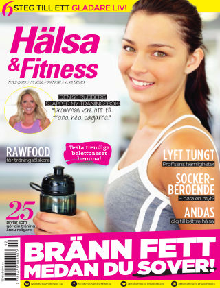Hälsa & Fitness (Inga nya utgåvor) 2015-01-27