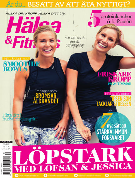 Hälsa & Fitness February 24, 2015 00:00