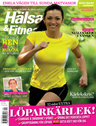 Hälsa & Fitness (Inga nya utgåvor) 2015-03-24