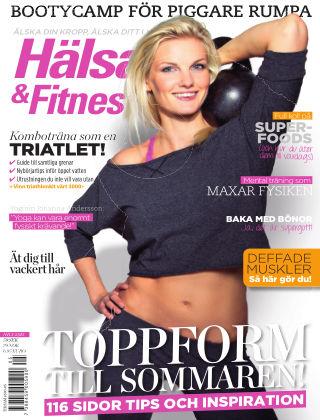 Hälsa & Fitness (Inga nya utgåvor) 2015-04-28