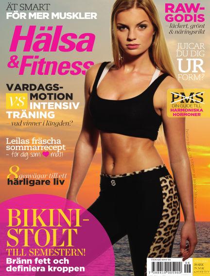 Hälsa & Fitness (Inga nya utgåvor) May 26, 2015 00:00