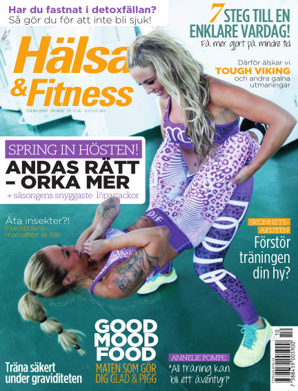 Hälsa & Fitness September 29, 2015 00:00