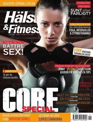 Hälsa & Fitness (Inga nya utgåvor) 2015-10-27