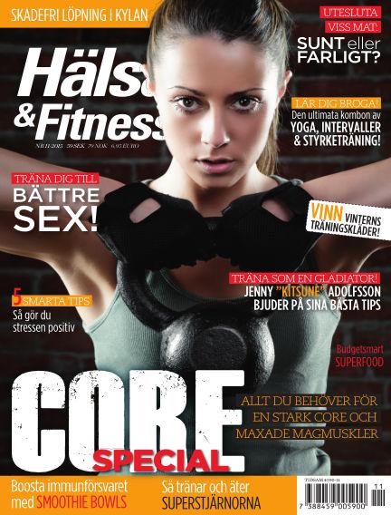 Hälsa & Fitness (Inga nya utgåvor) October 27, 2015 00:00