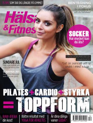 Hälsa & Fitness (Inga nya utgåvor) 2015-11-24
