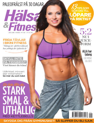 Hälsa & Fitness (Inga nya utgåvor) 2015-12-29