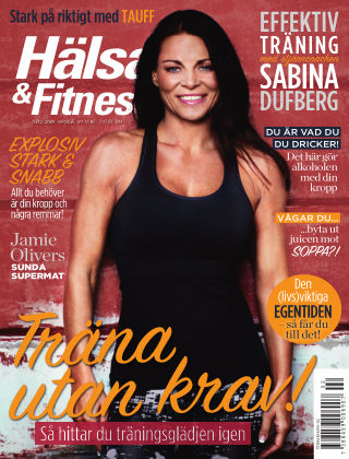 Hälsa & Fitness (Inga nya utgåvor) 2016-01-28