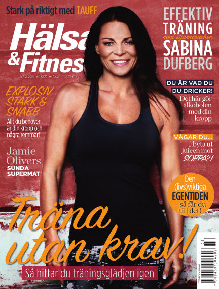 Hälsa & Fitness January 28, 2016 00:00