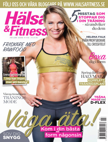 Hälsa & Fitness February 25, 2016 00:00