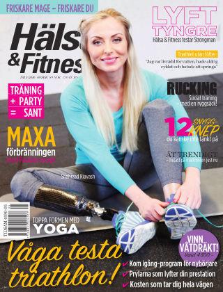 Hälsa & Fitness 2016-04-28